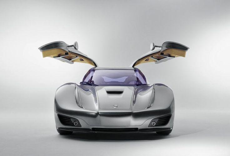 Aktuality | NanoFlowcell QUANT e- Sportlimousine! Elektromotory v Ženevě | Trendy Cars - moderní luxusní auta