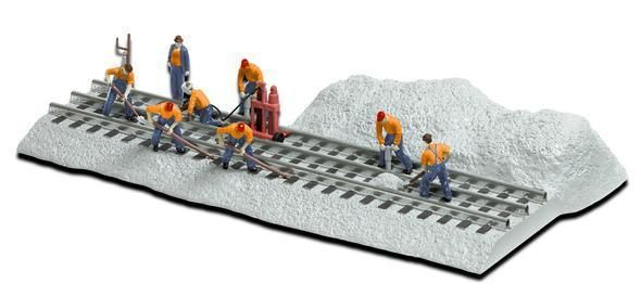 Signals 81051: Lionel #6-82018 Operating Track Gang (Plug N Play) -> BUY IT NOW ONLY: $79.99 on eBay!