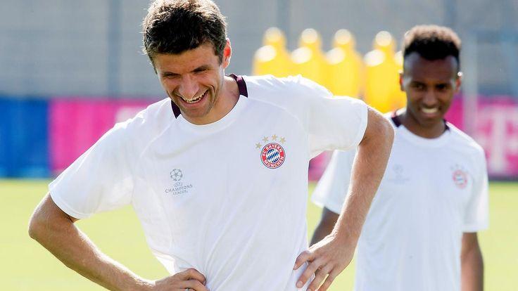 CL-Start gegen Neuling FC Rostov: Den FC Bayern erwarten blaue Flecken