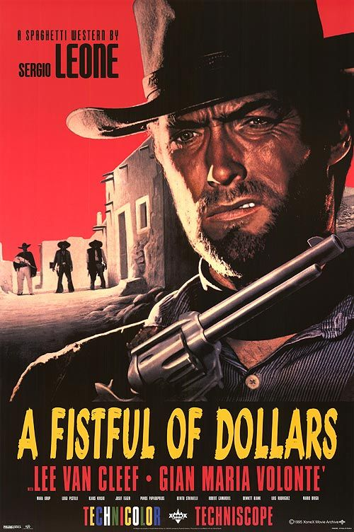 The spaghetti western that started it all for Clint Eastwood.