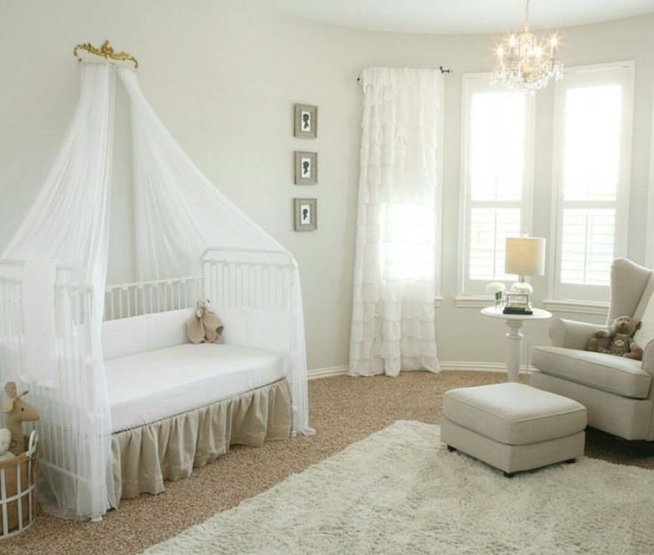Bratt Decors Joy Baby Crib Is Equally Stunning As A Toddler Bed Love The Neutral