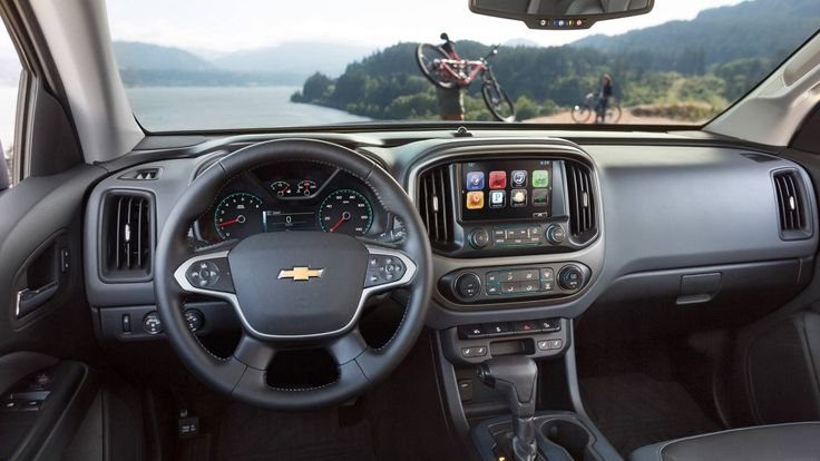 The 2016 #Chevy Colorado Is A Truly Modern Truck