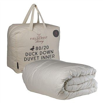 Briscoes - Fieldcrest 80/20 Duck Down Duvet Inner