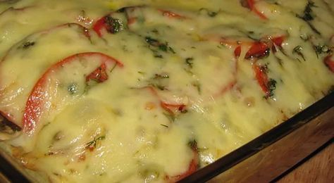 Rakott csirkemell, mióta kipróbáltuk ezt a receptet, a család nem hajlandó sült csirkét enni!