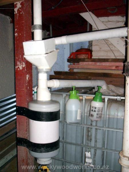 The Water Tank http://www.wackywoodworks.co.nz/watertank.php