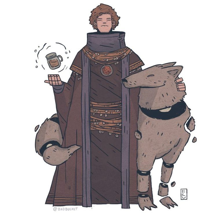 """""""...just make me look like a cool mysterious DM"""" - - - #dnd #illustration #fantasy #characterdesign #roleplay #tabletop #drawingoftheday #costumedesign #art #digitalart #conceptart #comics"""