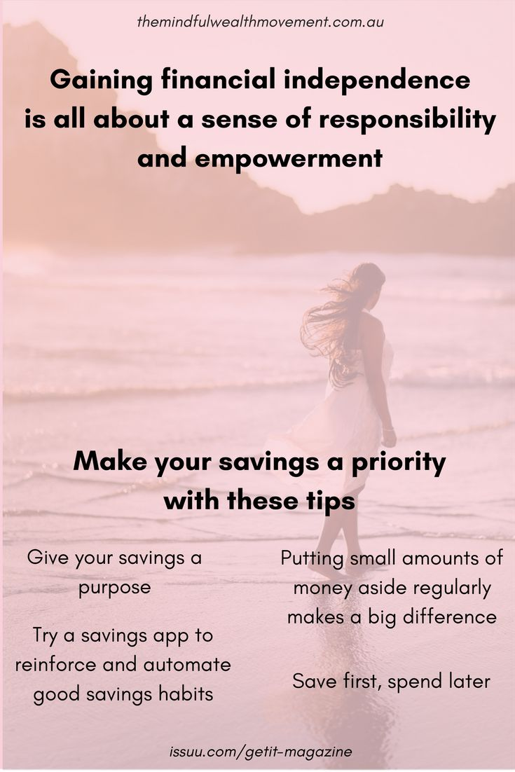 Make your savings a priority with these tips
