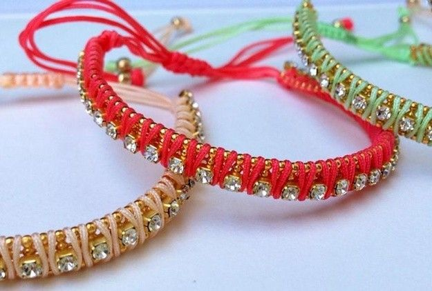 25 best ideas about c mo hacer pulseras on pinterest - Macrame paso a paso ...