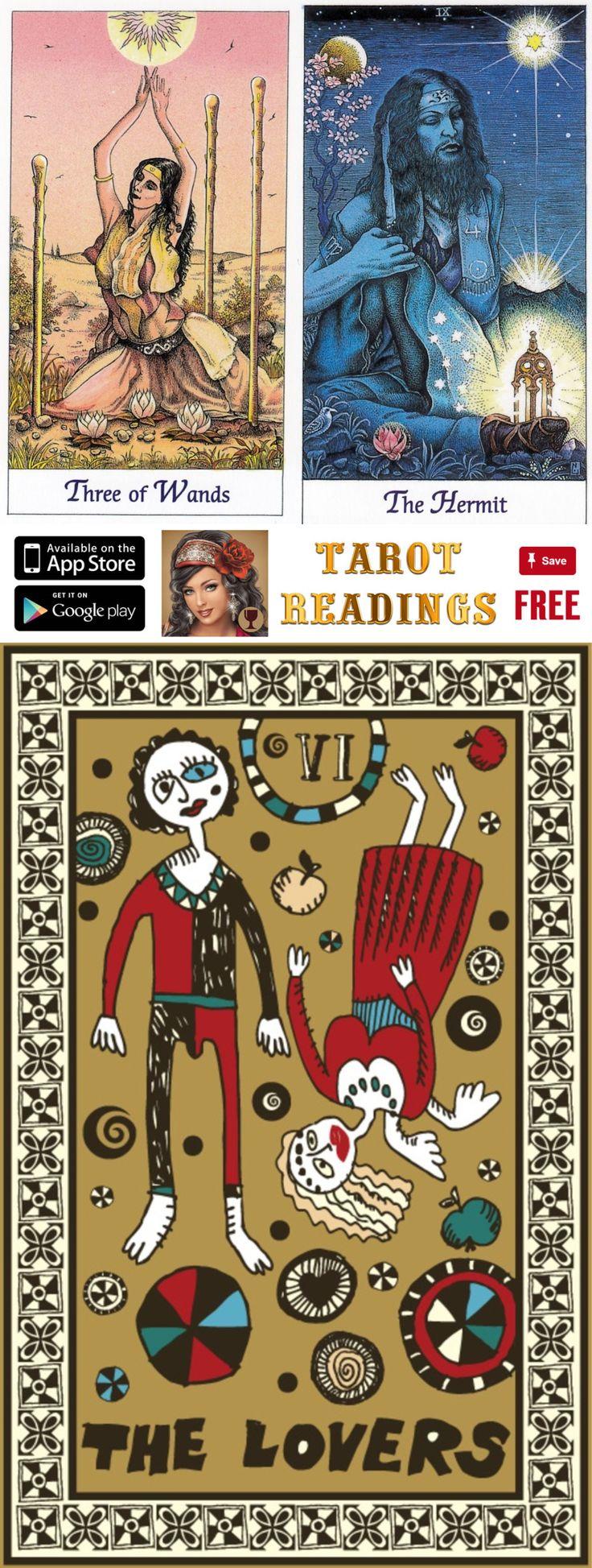 Best 25+ Free Tarot Reading Ideas On Pinterest