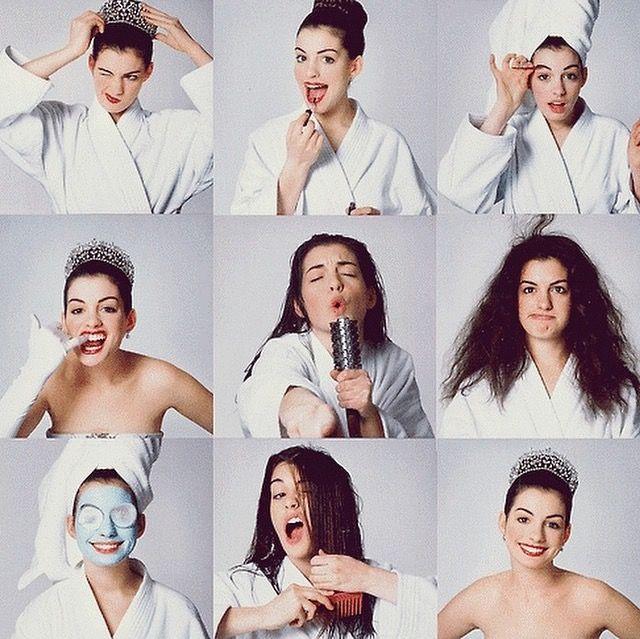 Anne Hathaway As Eadlyn Schreave ️