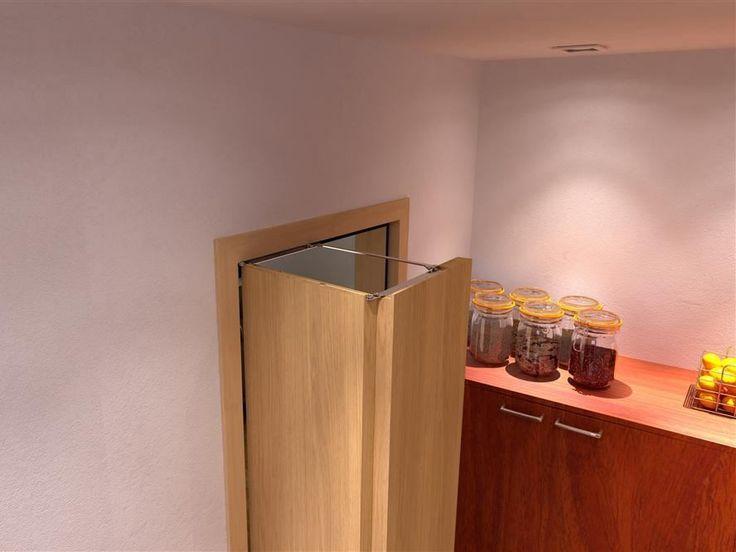 Door fittings COMPACK® LIVING 180 by CELEGON