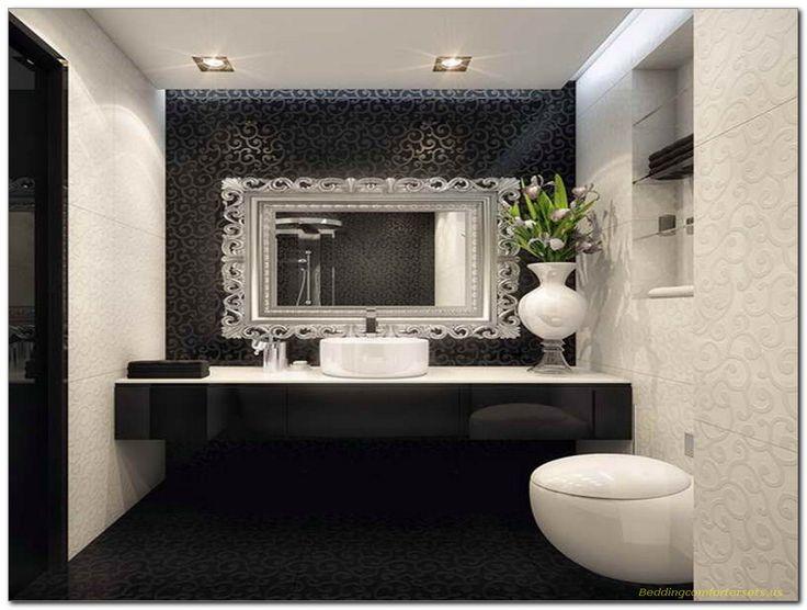 elegant bathroom mirror ideas