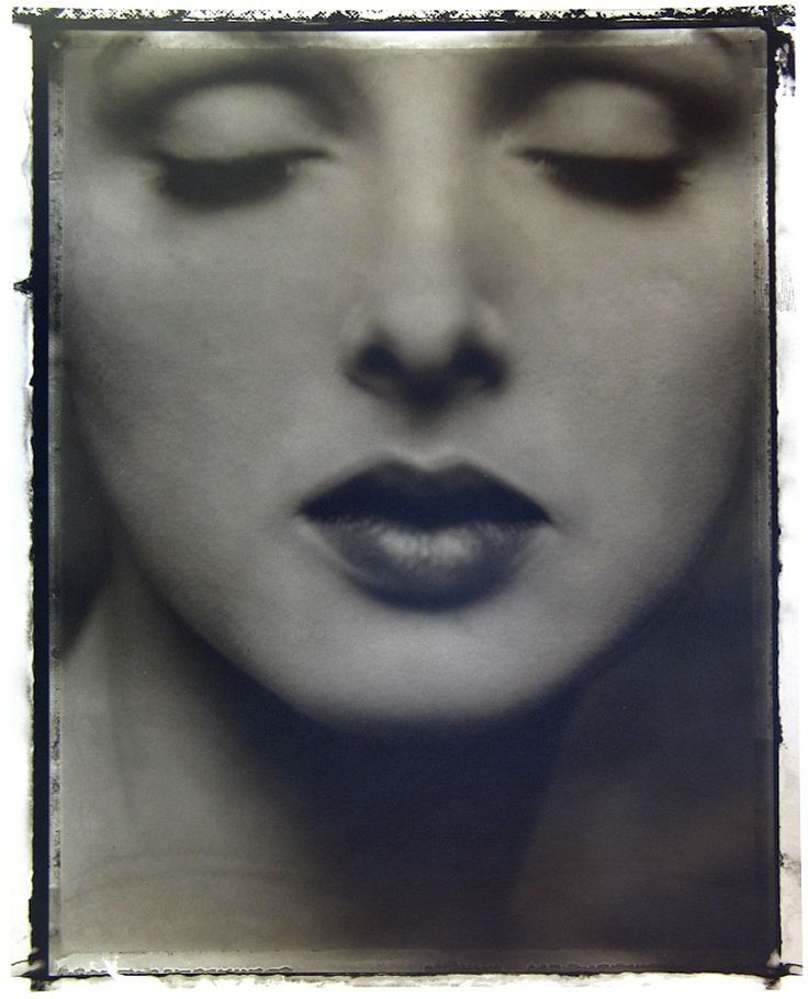 Sarah Moon, Yael Raich, 1993, printed later, Gelatin silver print, edition of 20, 9 1/2 x 15 1/2 in. (24.1 x 39.4 cm). Photographer's blindstamp on print recto. Signed, titled and numbered in pencil on print verso.