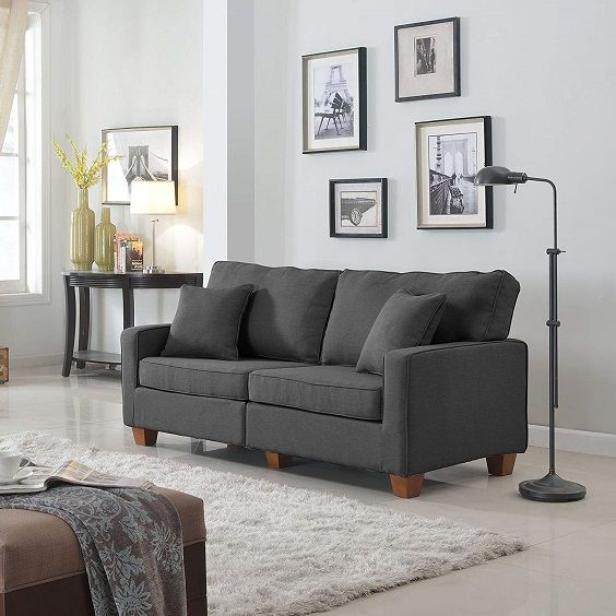 25 High Quality Living Room Loveseat Under 300 Love Seat Fabric Sofa Sofa Material