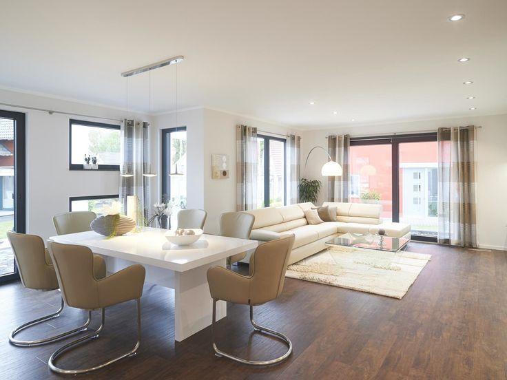 37 besten Wohnbereich Bilder auf Pinterest Grundrisse und Leben - wohnzimmer gestalten rot