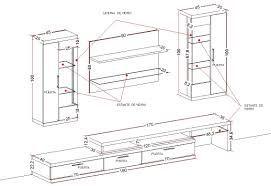 Resultado de imagem para muebles para tv mdf PLANOS