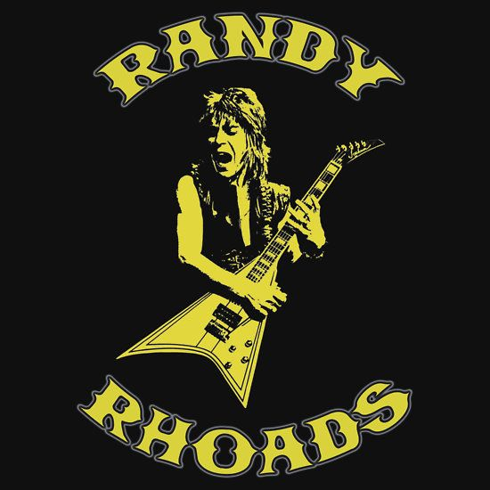 Randy Rhoads Colour