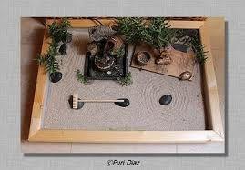 miniature zen gardens - Google Search