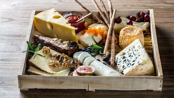 Ostefat - med smakfulle og skarpe smaker