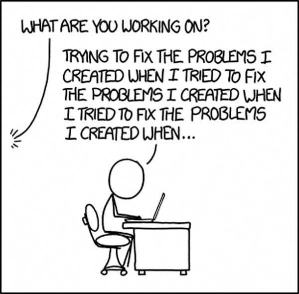 Life Of A Programmer Computer Witze Computer Humor Informatik