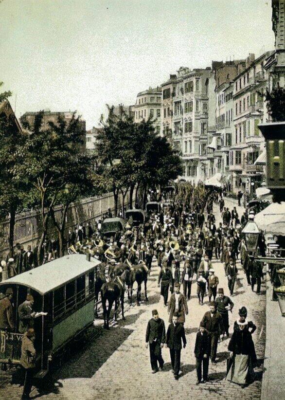 Bir zamanlar İstanbul.. 1910