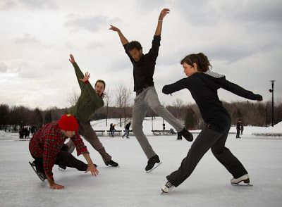 Skate Guard: Le Patin Libre And Figure Skating As Fringe Art