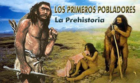 LOS PRIMEROS POBLADORES (9-12 años)
