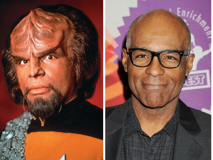The Cast Of Star Trek Then & Now  Lieutenant Worf – Michael Dorn  Michael Dorn, better known on Star Trek as Lieutenant Worf, has had a number of film roles since the show, including a part in Ted 2.