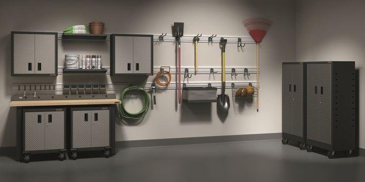 Gladiator Garage Storage 3D Set