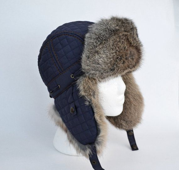 61e27dd0878 Child Real Fur Hat