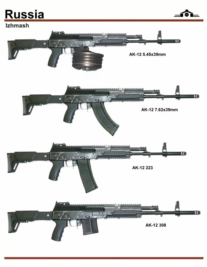 AK-12 Rifle Discussion