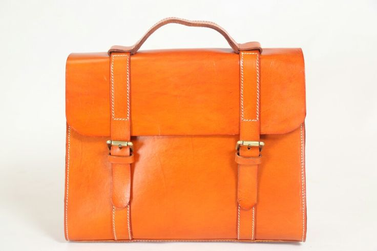 Luxury messenger bag from our Ross Collection