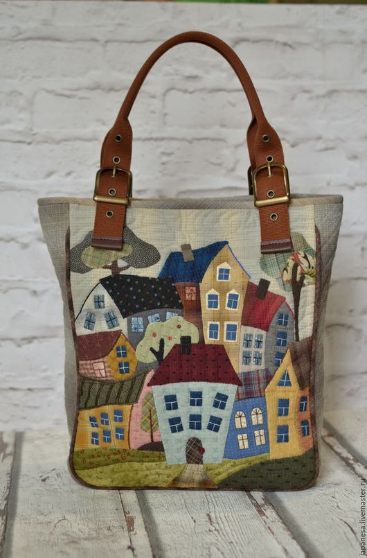 973d4f3734df Pin by Milena on СУМКИ. Ручная работа   Pinterest   Patchwork, Bag and Sew  bags