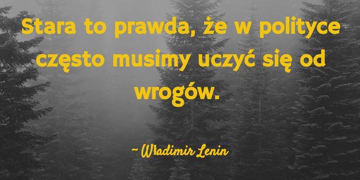 #introwertyczka #introwertyczka1 #introwertyczkawsieci #cytaty #lenin
