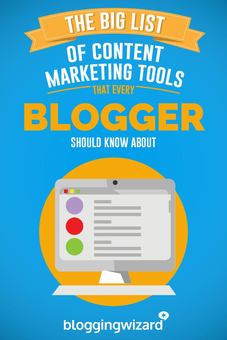 48 Content Marketing Tools To Help You Save Time And Get Better Results via @adamjc