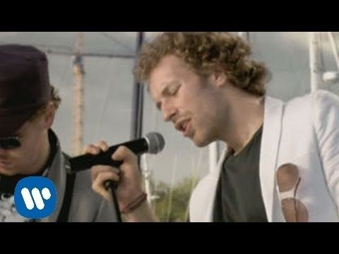 "Coldplay - The Hardest Part - YouTube ""But the hardest part was letting go, not taking part"""