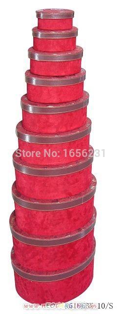 Дешевое Роскошный красный овал форма кожаный косметическая коробка подарка, Купить Качество Хранение и организация дома непосредственно из китайских фирмах-поставщиках:             Описание продукта поле                         Название           Роскошный красный овальн