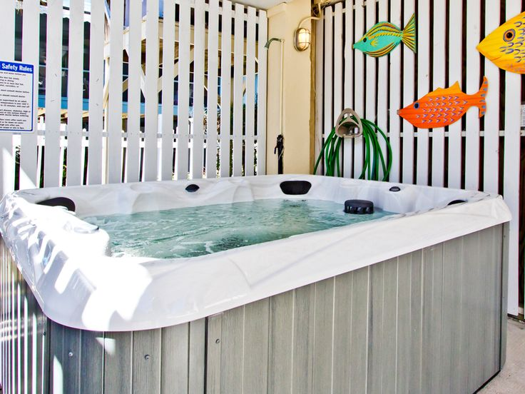 25 best Private Pools and Hot Tubs on Tybee images on Pinterest ...