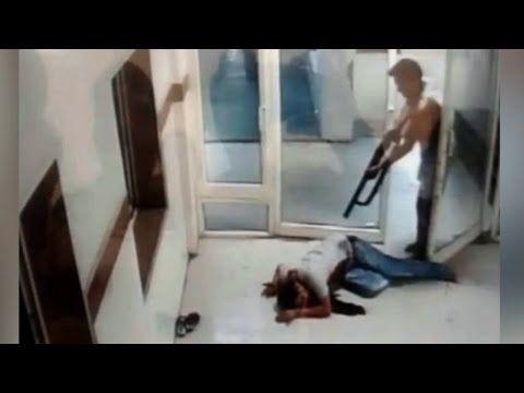 10 murder scene caught on camera. (GRAPHIC VIDEO) - Guns.Guru