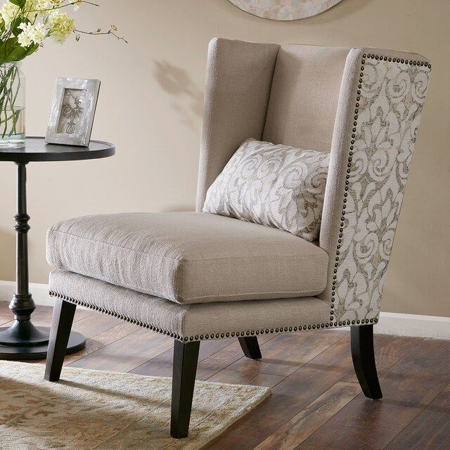Madison Park Ella Armless Accent Chair Kohls Accent Chairs