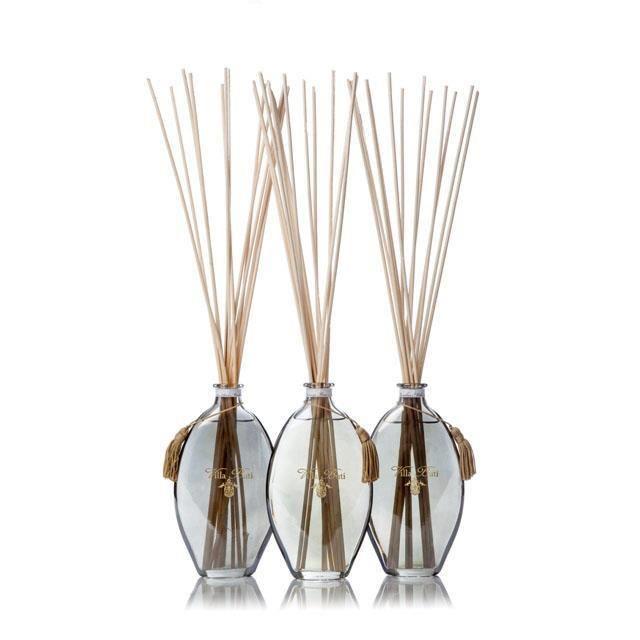 Il Viaggio reed diffusers från Villa Buti.