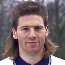 Chris Waddle and his dodgy barnet
