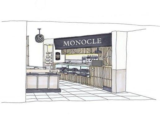 Monocle Cafe Tokyo Menu