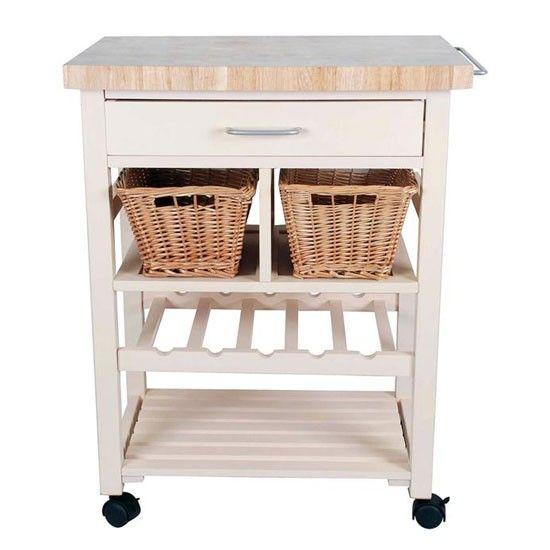 Argos Kitchen Butchers Block : Henley cream butcher's block from Cargo Kitchen Ideas Pinterest Product ideas, Butcher ...