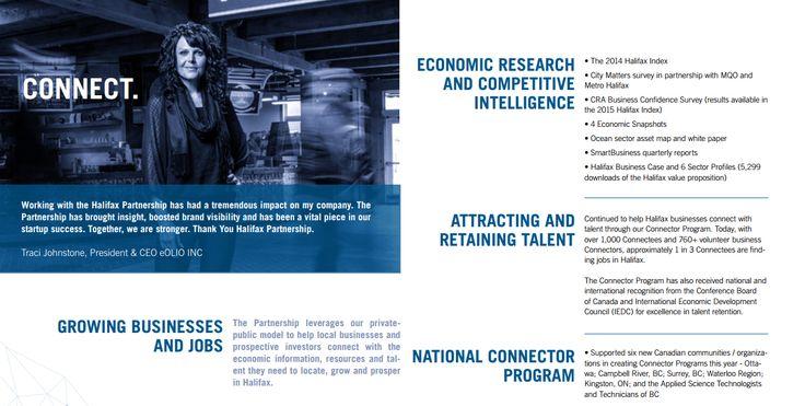 Halifax Partnership 2015 Annual Report