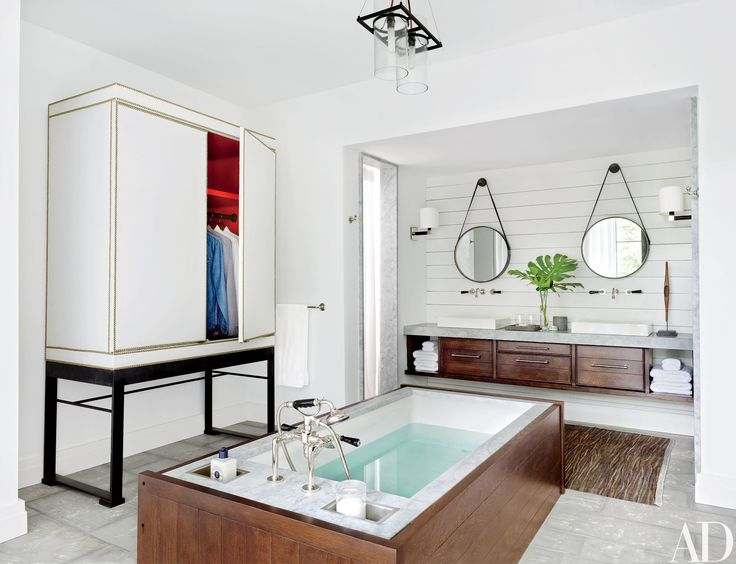 110 Best AD Bathrooms Images On Pinterest