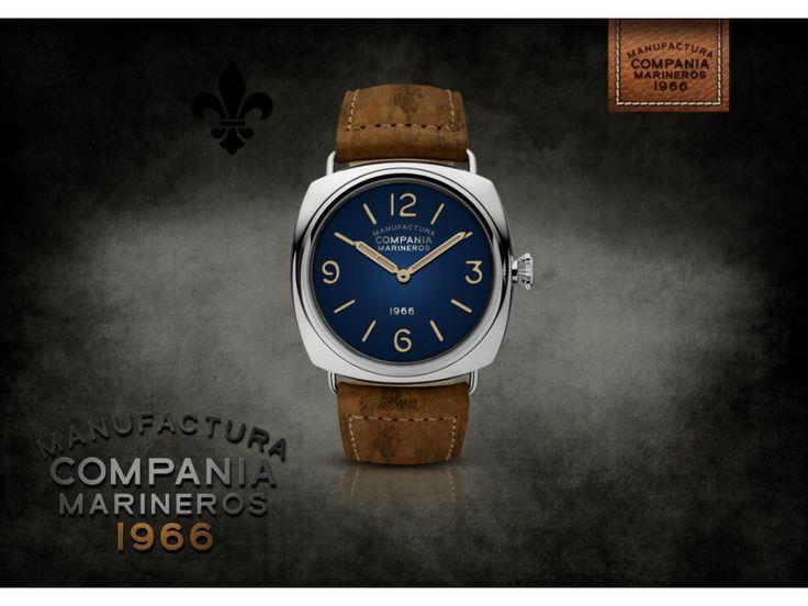 Pánské mechanické hodinky