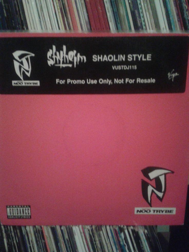 #Shyheim - Shaolin style. Great tune!