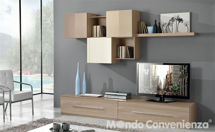 soggiorno quadro - mondo convenienza | living room | pinterest ... - Soggiorno Wenge Mondo Convenienza 2