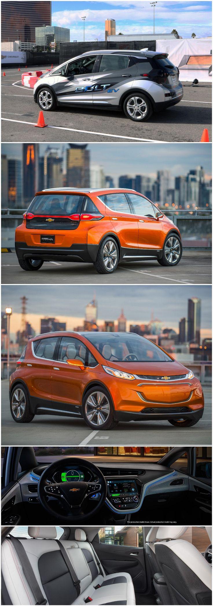 Chevrolet bolt ev price announced cheaper than tesla model 3